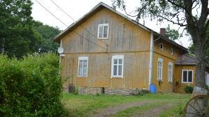Rita Bergmans hus i Kårlax, Pargas.