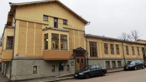 Lovisa socis, numera stadsbiblioteket