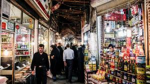 Tabriz-basaren i Iran