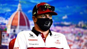 Kimi Räikkönen har ännu inte öppnat sitt poängsaldo.