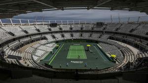 Tennisarena i Rio