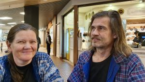 Iveta Vaiginiené och Raimundas Vaiginis.