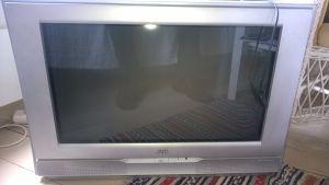 En tv.