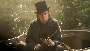Timothy Spall on taidemaalari Turner elokuvassa Mr. Turner