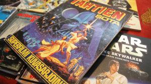 Tähtien sota -sarjakuvakirjoja