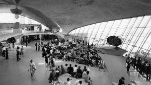 Eero Saarinens TWA-terminal 1969.