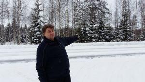 Pekka Junnilainen i Ilomants