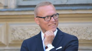 Borgås stadsdirektör Jukka-Pekka Ujula