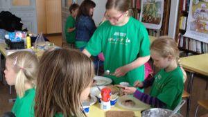 4H´s matskola i Borgå