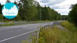 En landsväg