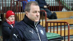 Rene Österman, VD HIFK fotboll