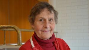 Hanna Järvinen är ordförande för Egentliga Finlands hjärtförening