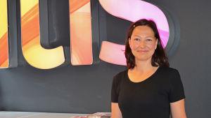 Itis' marknadsföringschef Anna Homén
