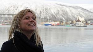 Den norska elektrokoncernen JM Hansens vd Nina Hjort.