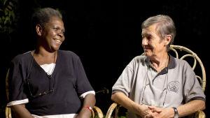 Hyvästi Afrikka, Catherine Othieno, Riitta Kujala