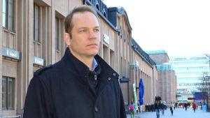 Robin Harms, diskrimineringsombudsmannens byrå, sakkunnig