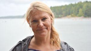 Annastina Sarlin från Pro Nagu