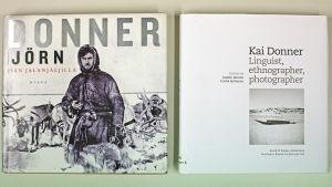 Böcker om Kai Donners resor