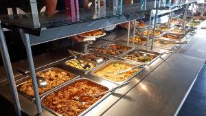 Asiatisk mat.