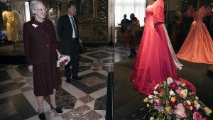 Danmarks drottning Margarethe