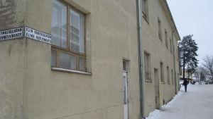 MBI-huset Kappsäcksfabriken i Karis