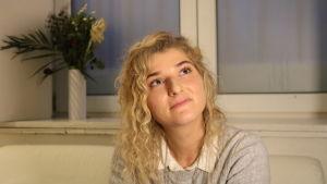 Teufika Becirovic förlorade sin far i Bosnienkriget.