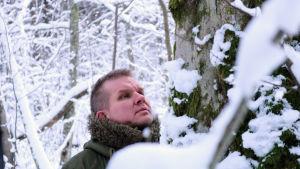 Biologen och aktivisten Adam Bohdan