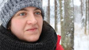 Greenpeace-aktivisten Marta Grundtland