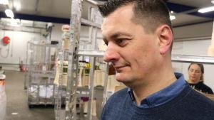 Robbert Judels är chef på exportföretaget Vianen