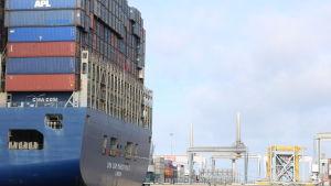 Rotterdams hamn