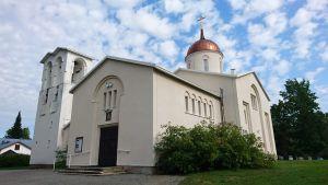 Uuden Valamon luostarin pääkirkko