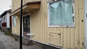 Raahen vanha elokuvateatteri Bio Huvimylly.