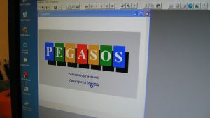 Patientregister Pegasos