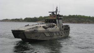 Försvarets Jurmo-båt