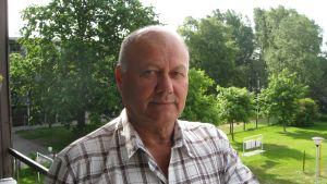 Stadsstyrelsens ordförande i hangö, Jouko Kavander (SDP)