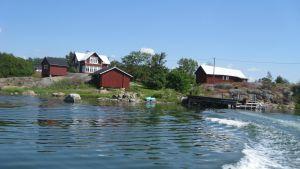 Sommarstuga i Barösunds skärgård