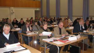 Raseborgs stadsfullmäktige