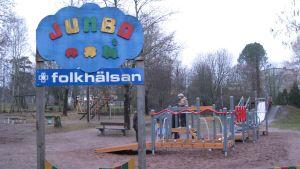 jumboparken i karis