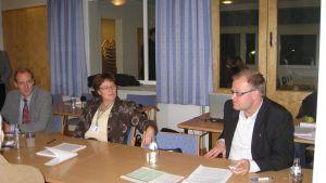 Utvecklingsdirektör Jyrki Hakkarainen i Raseborg