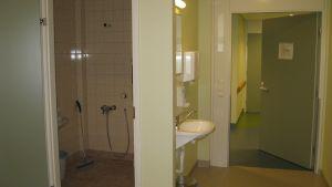 Klientrum vid missbrukarvårdhem i Raseborg