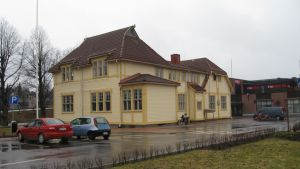 Ungdomsgården Villa Haga i Karis.