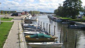 Ingå båthamn