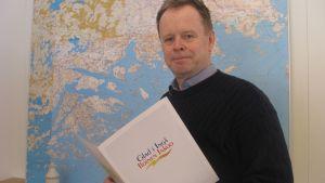 Kommundirektör Jarl Boström i Ingå.