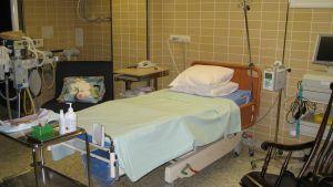 Att renovera förlossningsavdelningen och bädden på andra våningen kostar ca 3,4 milj. euro.