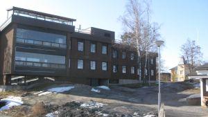 Tvärminne Zoologiska station i Hangö.