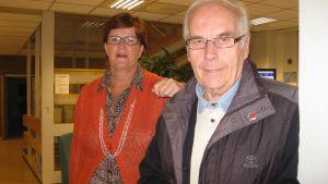 Kerstin Ståhlberg och Frey Karlsson.
