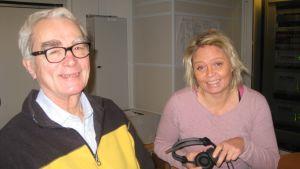 Leif Höckerstedt och Ilse Klockars