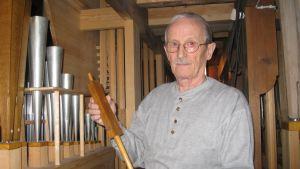 Hans Heinrich stämmer orglar