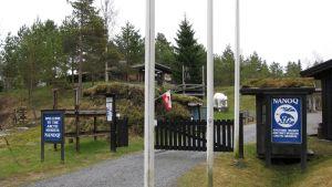 Arktiska museet Nanoq i Jakobstad