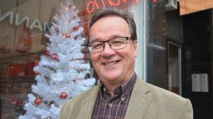 Pauli Heikkinen, verksamhetsledare för Röda Korsets distrikt i Egentliga Finland